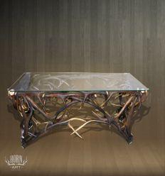 biurko z poroza
